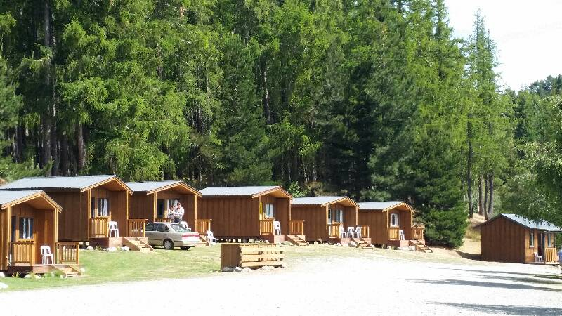lake tekapo holiday park full service camp new zealand