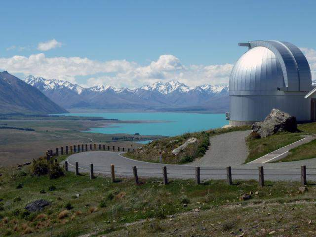 Galleries Motor Camps: lake tekapo motor camp